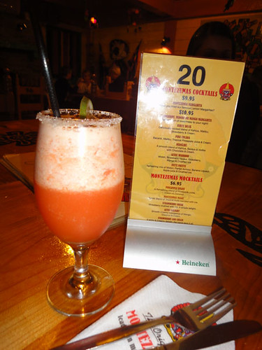 Strawberries and cream mocktail