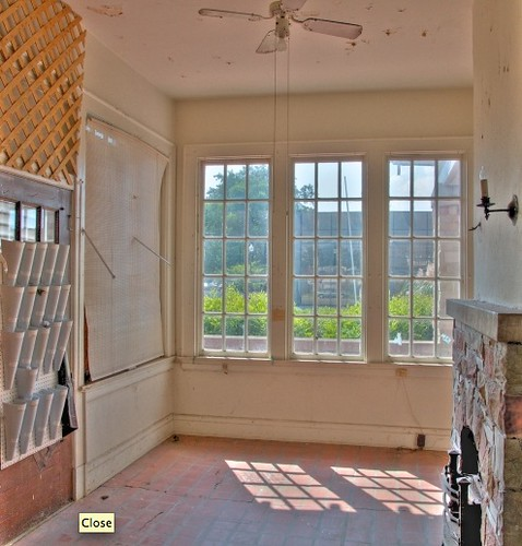 wc fields sunroom