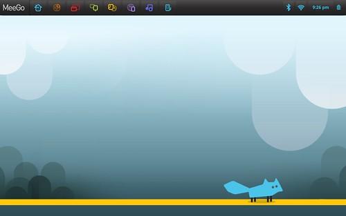 meego desktop