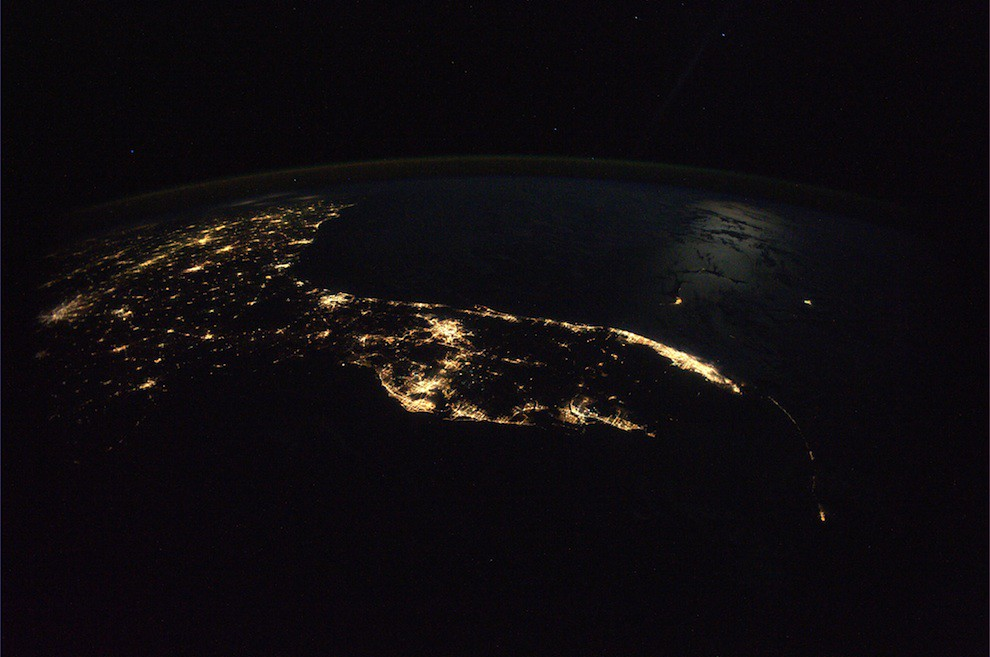 5197573116 aee6e36923 b Incredible Space Photos from ISS by NASA astronaut Wheelock