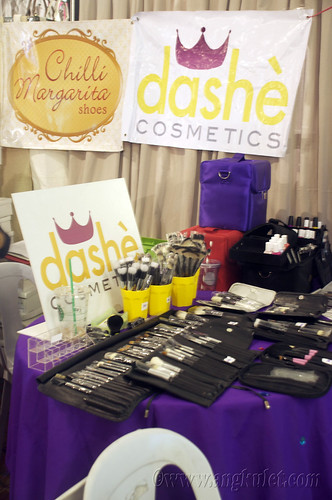 Dashe Cosmetics (Global Pinoy Bazaar 2010)