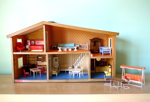 Marlowe's house