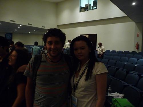 @dokshor y @PatriciaLinares