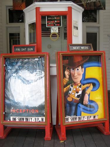 Leavitt Theatre Ogunquit ME Ticket Booth
