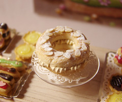 Miniature Food - Paris Brest