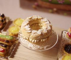 Miniature Food - Paris Brest