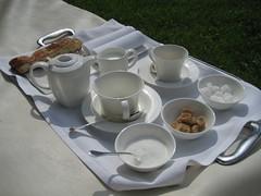 Les Cols_Picnic con café, coca y chocolate