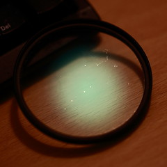 My Old 55mm Filter