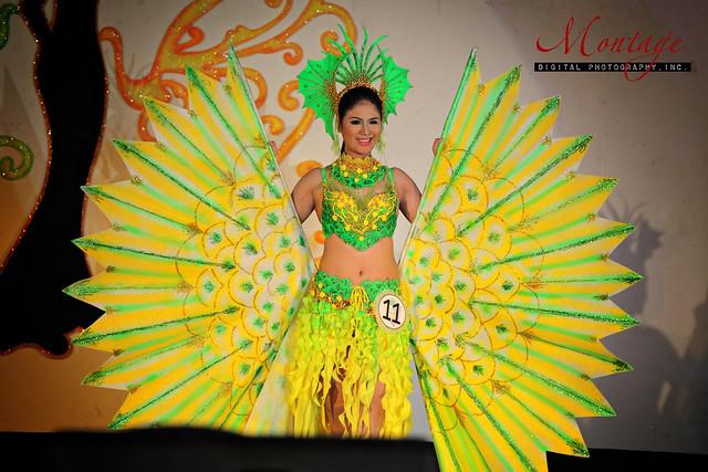 Pinyahan Festival Queen No11