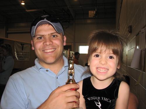 Daddy & Gymnast