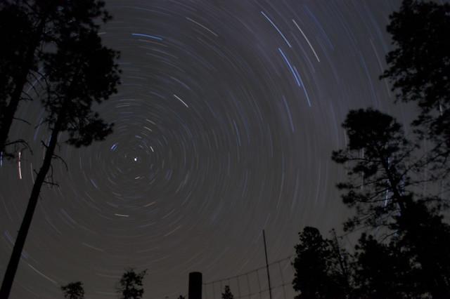 Star Trails 005
