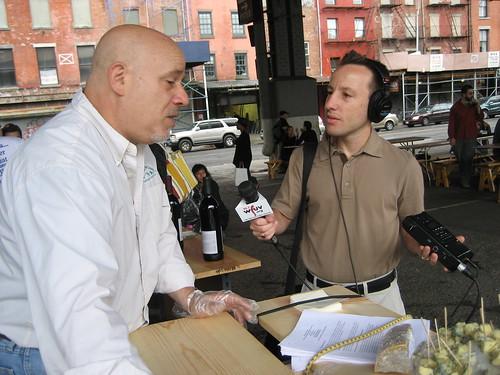 wfuv interviewing dad