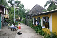 Main Street, Isla Bastimentos