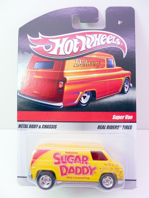 hot wheels delivery sugar daddy Super Van (1)