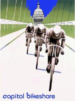 Bikeshare Begins