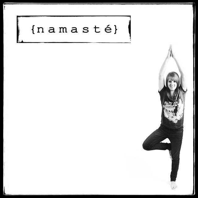 Day 14- Namaste