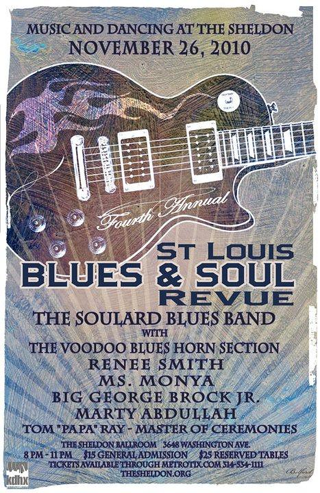 Blues Review 11-26-10