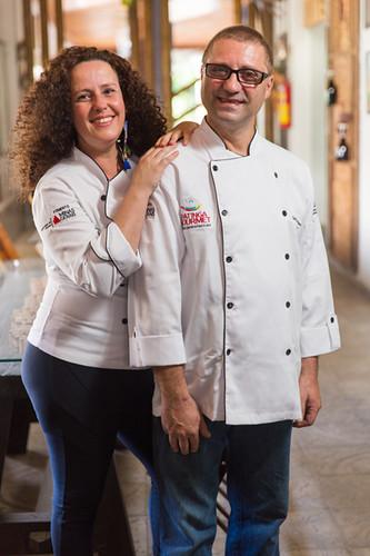 Ana Paula e Vito Marcone