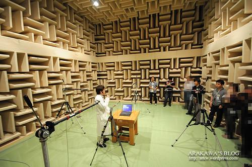 半無音教室