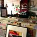 Installation au Dune Café