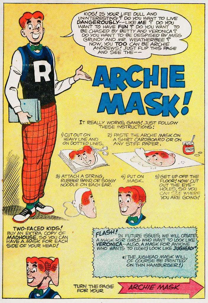 Archie's Madhouse #5 (June 1960)