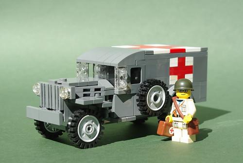 Dodge WC54 Ambulance (1)