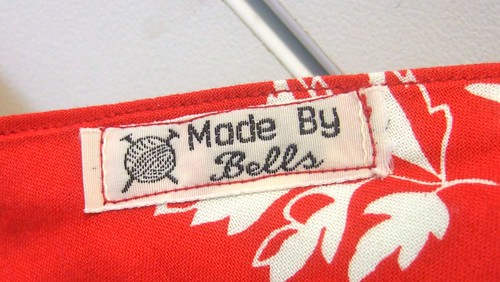 Bellsknits Label