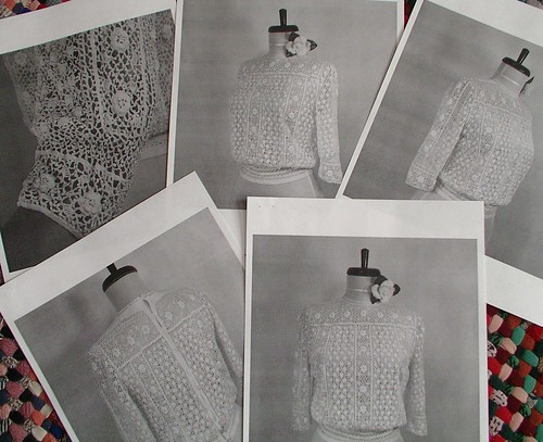 black and whites of blouse I want to copy
