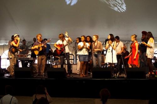 Ottawa Folk Festival: Brother Love's Travelling Salvation Show