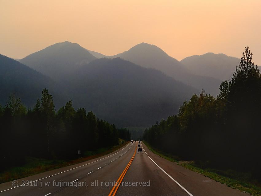 Smoke Over The Highway