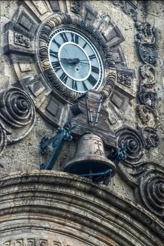 Reloj, Campana