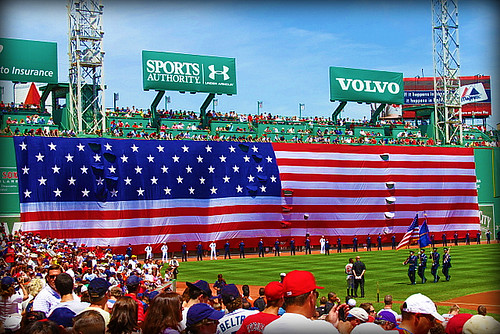 4th of July Red Sox