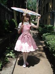 New Parasol Present