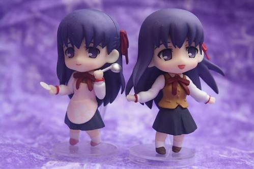 Sakura Petit Nendoroids