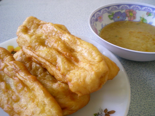 Yew char koi - Malay style