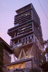 Ambani House July 2010