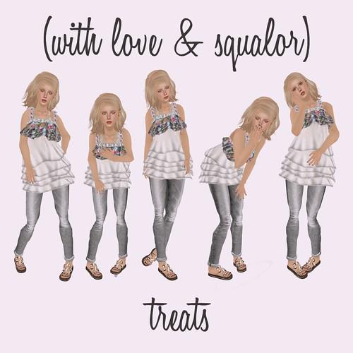 (with love & squalor) treats