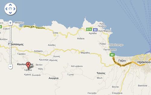 Livadia Map