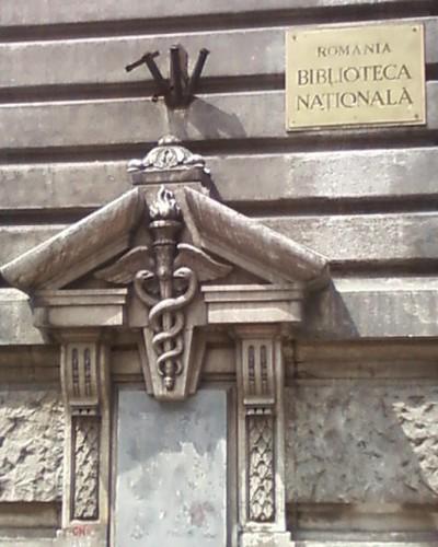 Romania Biblioteca Nationala