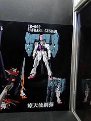 GUNDAM OO 劇場版機體模型