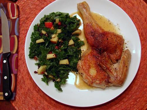 Dinner: August 15, 2010