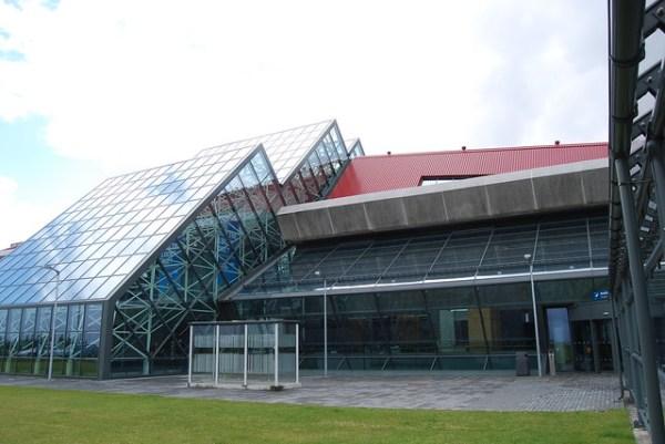 Aeropuerto internacional de Keflavík