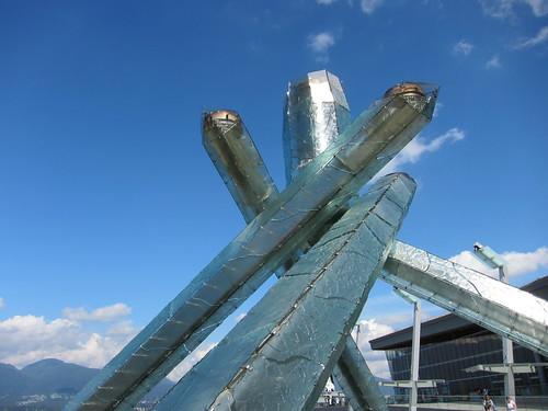 Olympic Cauldron/Fountain
