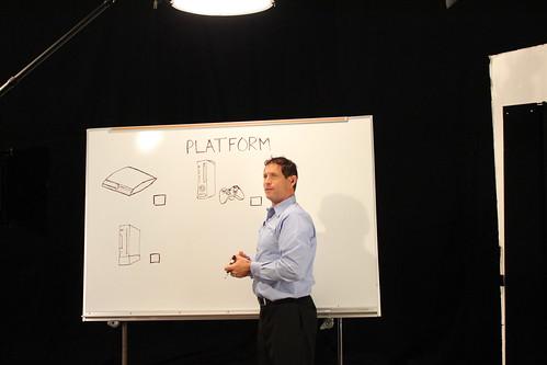 Recording 'Platform'
