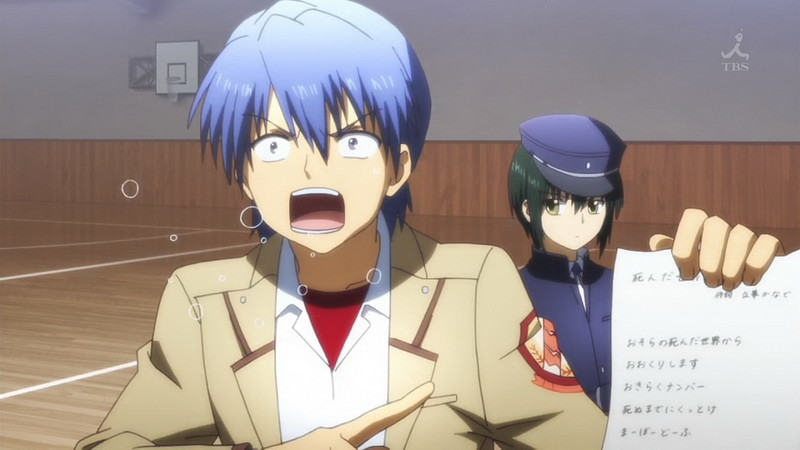 Angel Beats! Episode 13 - 08