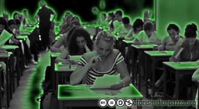 Aforismi di un pazzo   Prima degli esami