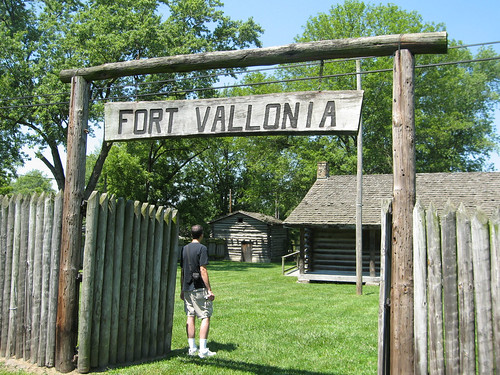 Fort Vallonia