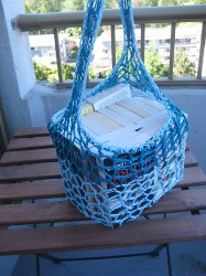 Sky Shopping Bag 3