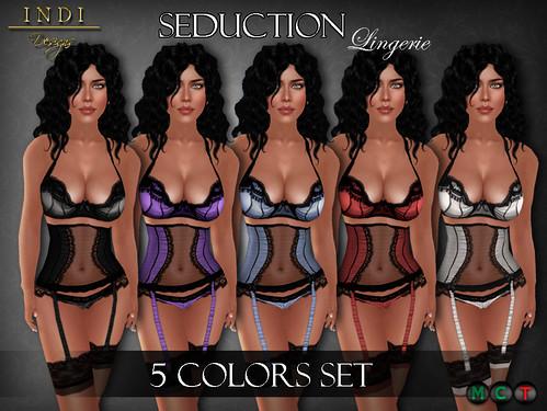 Seduction Lingerie Set