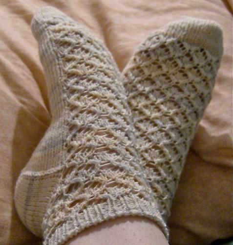 Coupling Socks, top view